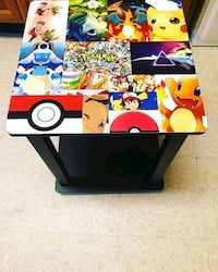 Customized End table