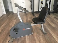 Recumbent stationary bike Chilliwack, V2R 4N6