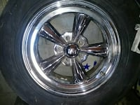 Rims with out tires