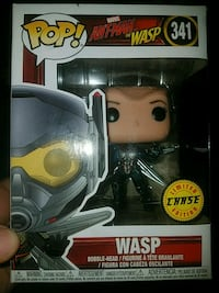Funko Pop! WASP Chase Ant-Man The Wasp Pop 341  Chandler, 85226