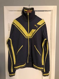 Men's Puma Hi collar track jacket size XL Washington, 20002