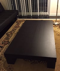 Table (new never used, Black) ALLENTOWN