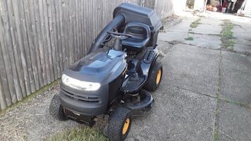 Riding Mower - Poulan Pro and Gardening Tools