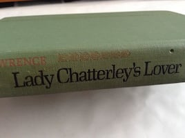 Hardcover : Lady Chatterley's Lover - D.H.Lawrence