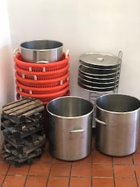 Used Crab House Pots, Baskets, More!  Baltimore, 21239