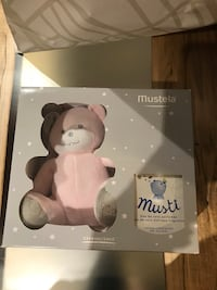 New in box mustela gift box baby perfume  Côte-Saint-Luc, H4W 2C1