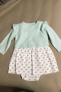Baby girl clothes from 3-12 months Toronto, M1L 0G1