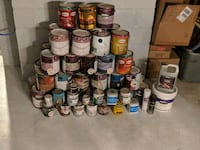 Gallons of Paint Brand New  Wakefield, 02879