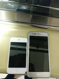 white LG Android smartphone Gainesville, 76240