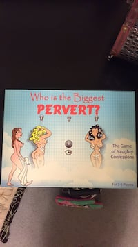 Who's the biggest pervert game. Fairfax, 22032