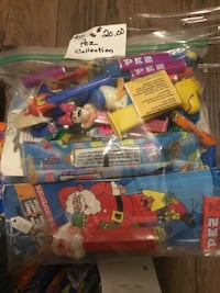 Pez Collection....all 80.00 Jennings, 63136