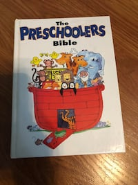 Pre schoolers Bible & the book of Wizardry