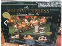 New Bright Animated Holiday Train Set Toronto, M6N 3M2