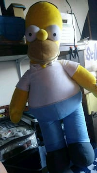 3 1/2 ft tall Homer Simpson Sacramento, 95838