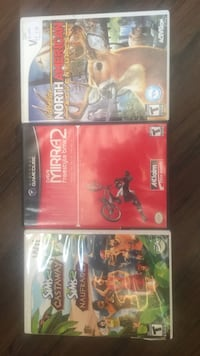 two Xbox 360 game cases Red Deer, T4P 1X9