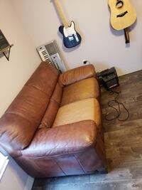 Leather couch set Sulphur, 70663
