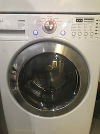 Stackable Lg Tromm Washer And Electric Dryer Sterling Heights, 48310