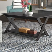 Arthurs Modern Simplistic Criss-Crossed Coffee Table Richmond Hill, L4B 4T8