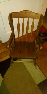 Children's Solid-wood Rocking chair  Columbia