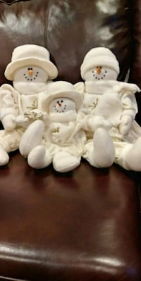 Christams snow men Fort Saskatchewan, T8L 0J8