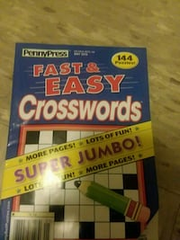 Fast & easy crosswords Knoxville, 37919