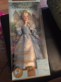 Barbie Dolls of the World -The Princess Collect Princess of the Danish Mississauga