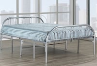 Folding single bed (new) Toronto, M9W 3W6