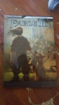 Fable 2 Hardcover Guide Windsor, 06095