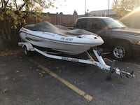 2004 seadoo sportster Le with trailer  Markham, L3T 6K6