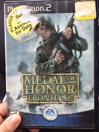 Medal of Honor Warfighter Xbox 360 game case St. Clair, N0N 1G0