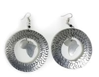 Africa hoop earrings  Fairfax, 22030