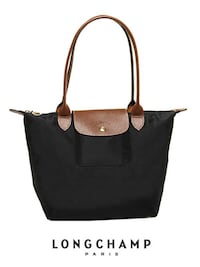AUTHENTIC brand new with tags long champ le pliage in black Toronto