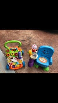 New baby Toys Excellent condition  El Paso, 79928