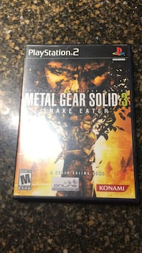 Metal Gear Solid 3 Snake Eater Garland