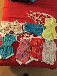 toddler's assorted clothes York, 17403