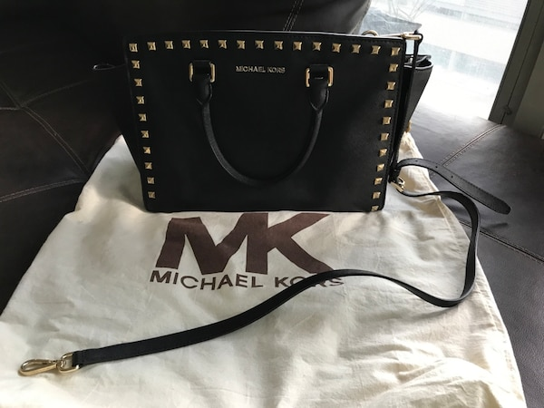 Used Michael Kors Selma Bag - large for sale in Toronto - letgo dac7a05a4ee68