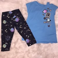 Matching Girl Space Outfit Discovery Bay, 94505