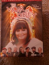 THE VICAR OF DIBLEY-THE IMMACULATE COLLECTION 5-DVD COMPLETE SERIES Bethesda