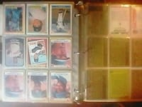 20 pages of 90s baseball cards Hopkinsville, 42240