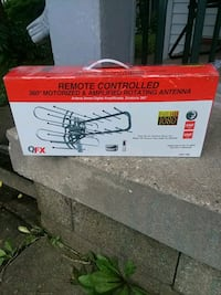 Remote-controlled antenna