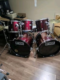 Drum set( Batterie) Delson, J5B 1P5