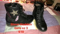 Girls boots Steve Madden size 3 Columbia, 29229