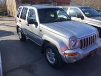 2003 Jeep Liberty Limited Edition Sport Utility 4D