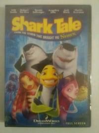 Shark Tale Brand New/wrapped DVD plus soundtrack