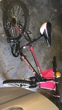 """Supercycle girls 20"""" wheel size bike. Beaumont, T4X"""