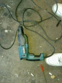 blue and black corded power drill Edmonton, T5L 0S2