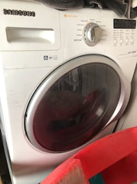 white Samsung front-load clothes washer Mesa, 85204