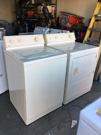 Maytag washer and dryer both very well took an care of in very good condition 100% working I will deliver and install for free three month warranty Norwalk, 90650