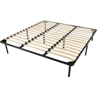 Bed Frame nice condition king size 26 km