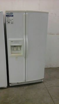 White Kenmore Side by Side Refrigerator  Fort Collins